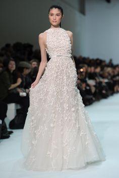 Couture Fashion Week: Elie Saab: Elie Saab Couture