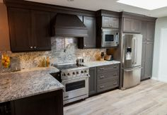 Kitchen Remodel Done By Kitchens Etc Of Ventura County. Dynasty By Omega  Cabinetry In The