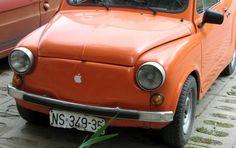 Apple Fiat, via Flickr.