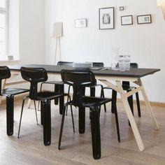 """Table """"Klopstock"""" Moormann"""