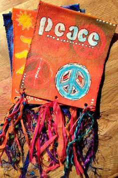 Unfolding Creatively: DIY :: New Year Wishes Prayer Flags