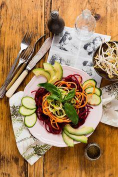szines-spagetti - Antalvali Spagetti, Paleo, Healthy, Ethnic Recipes, Food, Essen, Beach Wrap, Meals, Health
