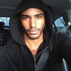 cute black guy with green eyes - Bing images Black Man, Fine Black Men, Gorgeous Black Men, Hot Black Guys, Handsome Black Men, Fine Men, Beautiful Men, Black Boys, Handsome Guys