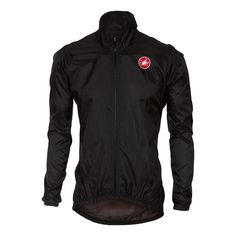 Buy your Castelli Squadra ER Windproof Cycling Jacket - Jackets from Wiggle. Online Bike Store, Shell, Jackets Online, Canada Goose Jackets, Motorcycle Jacket, Winter Jackets, Clothes, Black, Stuffing