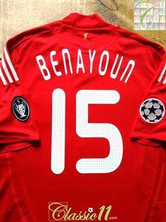 super popular b8e51 b795c 176 Best Classic Liverpool Football Shirts images in 2019 ...