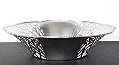 Alfra Alessi Stainless Steel Fruit Bowl by 20thCenturyStudio