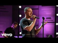 "Watch Sam Smith Perform ""Too Good at Goodbyes"" in BBC Live Lounge - Just Random Things"