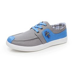 Find More Information about New men's flat classic casual canvas shoes men…