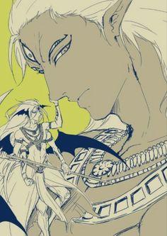 Hakuryuu Ren, Princess Zelda, Anime, Fictional Characters, Art, White Dragon, Dragons, Art Background, Kunst