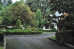 Percy A. Smith House in Multnomah County, Oregon.