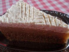 Kávový dort (řez) s pudinkem Cheesecake, Pie, Desserts, Food, Torte, Tailgate Desserts, Cake, Deserts, Cheesecakes