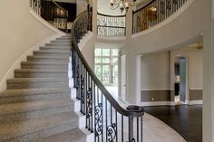 grand foyer staircase - Google Search