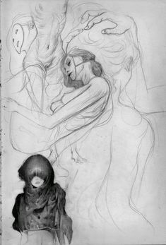 Sketches by Joao Ruas