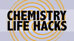 Chemistry Life Hacks (Vol. 1) - Reactions. Very cool tips to fix bitter coffee, ripen bananas and soften hard cookies.