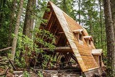 a frame cabin - Google претрага