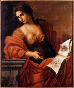 20 after Giovanni Francesco Romanelli rhinlandhuis .