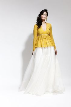 A one stop destination for varieties of Designer Collection. Curomoda is where simplicity meets style. Designs can be customized. Also, worldwide shipping is available. Indian Gowns Dresses, Indian Fashion Dresses, Indian Designer Outfits, Designer Bridal Lehenga, Bridal Lehenga Choli, Lehenga Saree, Stylish Dress Designs, Stylish Dresses, Indian Wedding Outfits