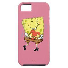 SpongeBob Valentine iPhone 5 Case