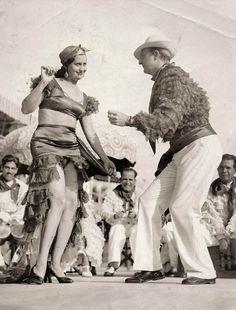 Румба, оригинальный кубинский танец Майами-Бич  Соединенные Штаты Америки 1933