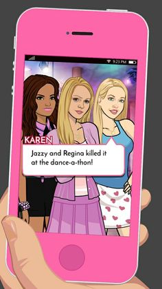 Play mean girls:sority rush on episode