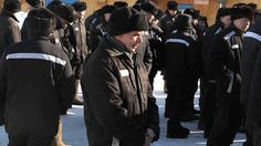 Beautifully shot, sensitive documentary about murderers in a cold Russian prison