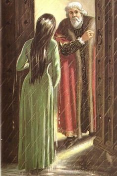 The Princess & The Pea by Eric Winter Rapunzel, Hans Christian, Eric Winter, Fairy Tale Story Book, Book Costumes, Art Assignments, Classic Fairy Tales, Princess And The Pea, Children's Book Illustration