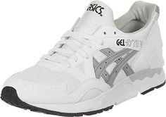 Asics Gel Lyte V Schuhe 7,0 white/light grey - http://on-line-kaufen.de/asics/39-eu-asics-gel-lyte-v-unisex-erwachsene-sneaker-11