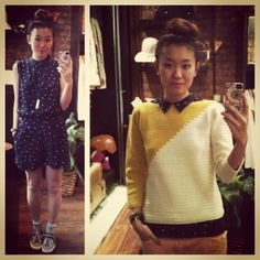 .@rebsber, Billie Jean Crochet Sweater / 13S
