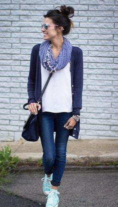 Ways To Wear Sneakers With Jeans