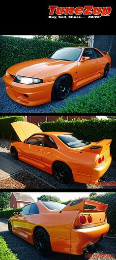 For sale on TuneZup: Skyline R33 GTR V-spec