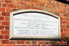 Jane Austen Museum at Chawton