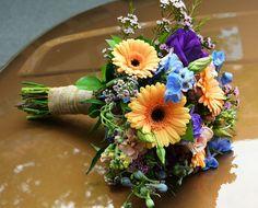 wild flower wedding bouqet | Wildflower Wedding Bouquet | Flickr - Photo Sharing!