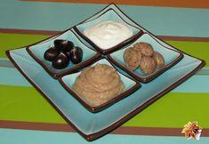 Compote pomme-chataîgne - recette indexée dans la rubrique Divers