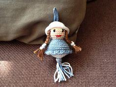 33 Beste Afbeeldingen Van Gelukspoppetjes Haken Crochet Keychain