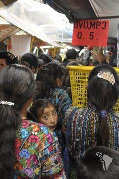Braderie à Solola au Guatemala