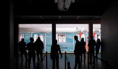 Random Studio — Travel exhibition 'Volez, Voguez, Voyagez' for Louis Vuitton