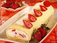 Rulada cu frisca, ciocolata alba si capsuni Cheesecake, Pudding, Cooking, Desserts, Food, Kitchen, Tailgate Desserts, Deserts, Cheesecakes