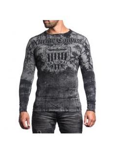 Men's T-Shirt Xtreme Couture Lethal Moves Thermal