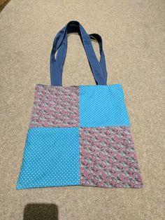 Ailidh's Patchwork Tote Bag