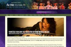 Ao Dai Festival website