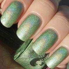 Jindie Nails Olive You