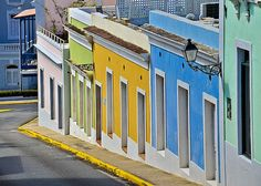 Old San Juan, Puerto Rico. #ViejoSanJuan #OldSanJuan