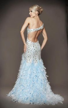 Style: #61121D ICE BLUE (Back)