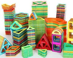 Toys For Girls, Kids Toys, Magnetic Toys, Early Learning, Educational Toys, Kids And Parenting, Color Blocking, Gifts For Kids, Boy Or Girl