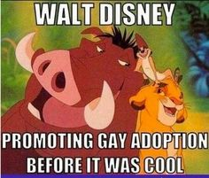 True weird Disney fact!