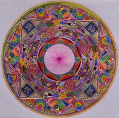 Mandala by ~ThingsWillGoMyWay on deviantART