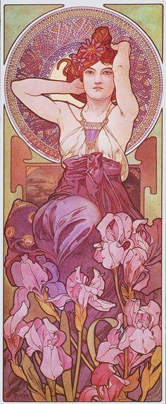 P36 L 'Amethyste/Amethyst, 1900.