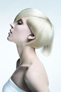 Angus Mitchell & Lucie Doughty for Paul Mitchell Luxury Hair Care