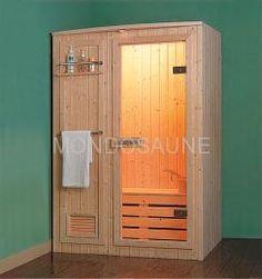 La nostra sauna finlandese Raffaello - misura cm. 135x90x200h Tall Cabinet Storage, Locker Storage, Lockers, Furniture, Design, Home Decor, Ebay, Raffaello, Homemade Home Decor