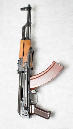 Ak 47, Kalashnikov Rifle, Steampunk Weapons, Armas Ninja, Star Wars Fan Art, Military Guns, Assault Rifle, Airsoft Guns, Guns And Ammo